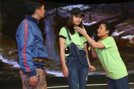 Minh Nhi nhan tin 'dan mat' Thanh Thuy luc 3h sang - Anh 1
