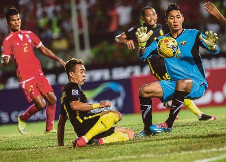 Bao Malaysia che hang tien ve doi nha yeu kem - Anh 1