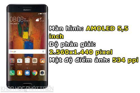 Can canh smartphone camera kep, man hinh cong, cau hinh cuc 'khung' - Anh 5