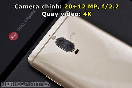 Can canh smartphone camera kep, man hinh cong, cau hinh cuc 'khung' - Anh 6