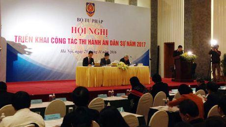 Ky luat 96 cong chuc nganh thi hanh an dan su - Anh 1