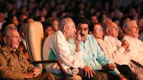 Cuoc doi cua lanh tu Fidel Castro qua anh - Anh 10