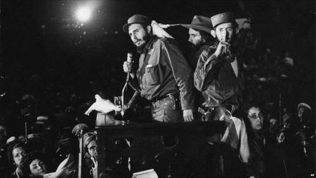 Cuoc doi cua lanh tu Fidel Castro qua anh - Anh 2