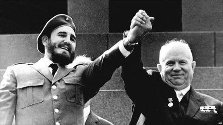 Cuoc doi cua lanh tu Fidel Castro qua anh - Anh 5