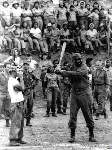 Cuoc doi cua lanh tu Fidel Castro qua anh - Anh 6