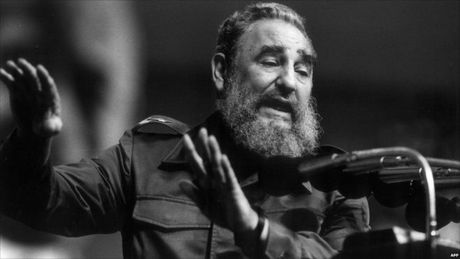 Cuoc doi cua lanh tu Fidel Castro qua anh - Anh 7