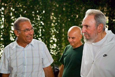 Cuoc doi cua lanh tu Fidel Castro qua anh - Anh 9