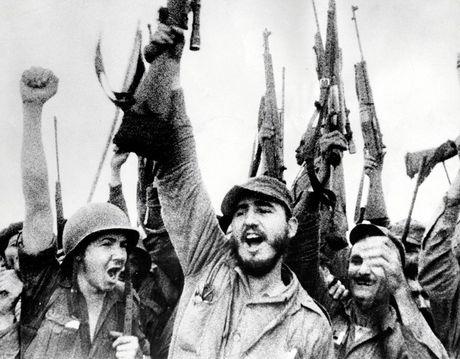 Nhung phat ngon noi tieng cua Chu tich Fidel Castro - Anh 1