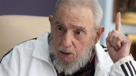 Nhung phat ngon noi tieng cua Chu tich Fidel Castro - Anh 3