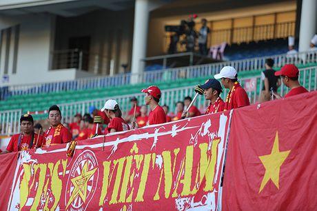 CDV Viet Nam lan loi gan 400km ung ho thay tro Huu Thang - Anh 1