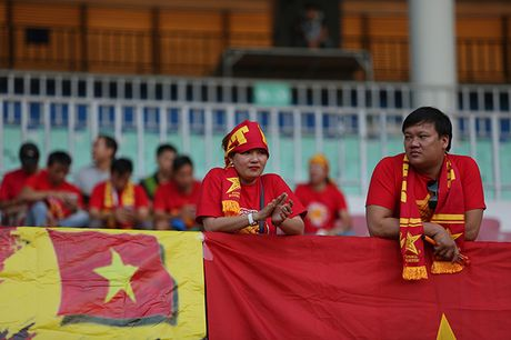 CDV Viet Nam lan loi gan 400km ung ho thay tro Huu Thang - Anh 2