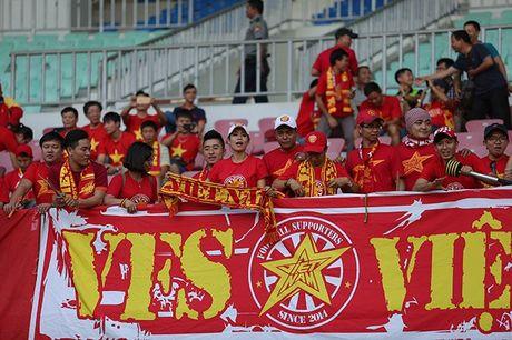 CDV Viet Nam lan loi gan 400km ung ho thay tro Huu Thang - Anh 4