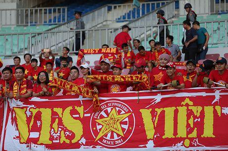 CDV Viet Nam lan loi gan 400km ung ho thay tro Huu Thang - Anh 5