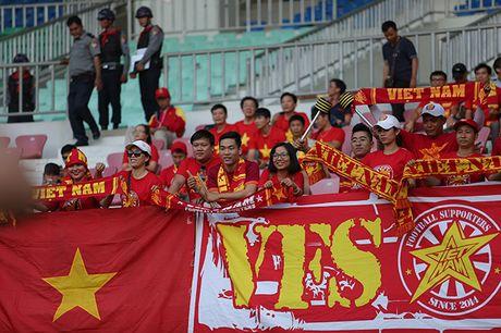CDV Viet Nam lan loi gan 400km ung ho thay tro Huu Thang - Anh 6