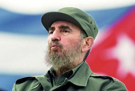 Nhung ky niem cua lanh tu Cuba Fidel Castro voi Viet Nam - Anh 1