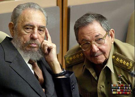 Fidel Castro duoi goc nhin dong minh va ke thu - Anh 2