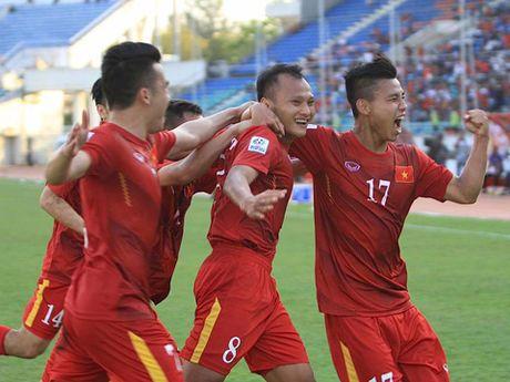 Link xem truc tiep Viet Nam - Campuchia tai AFF Cup 2016 - Anh 1