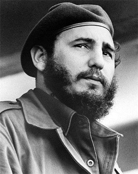 Cuu chu tich Fidel Castro da tung roi le vi mot nguoi con gai Viet Nam - Anh 1