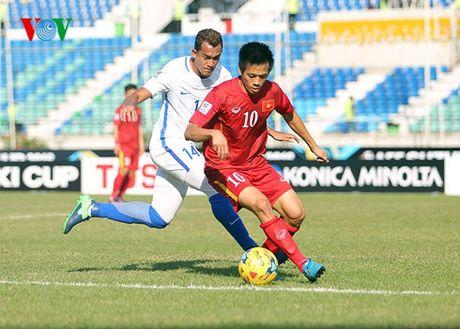 DT Viet Nam – Campuchia: Ngoi dau va 'em' quan vao ban ket AFF Cup - Anh 1