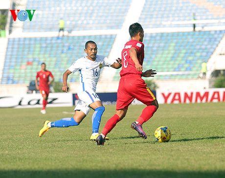 DT Viet Nam – Campuchia: Ngoi dau va 'em' quan vao ban ket AFF Cup - Anh 3