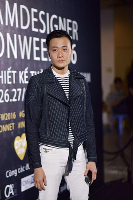Dan sao Viet hoi ngo tai dem mo man Vietnam Designer Fashion Week 2016 - Anh 8