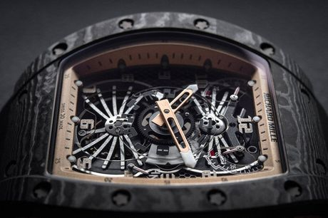 Dong ho tru danh Richard Mille ve tay dai gia Viet - Anh 12