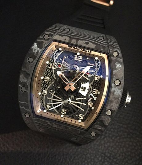 Dong ho tru danh Richard Mille ve tay dai gia Viet - Anh 15