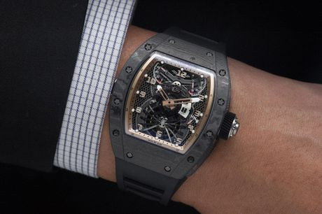 Dong ho tru danh Richard Mille ve tay dai gia Viet - Anh 16