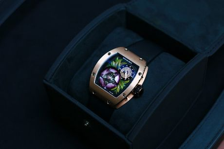 Dong ho tru danh Richard Mille ve tay dai gia Viet - Anh 7