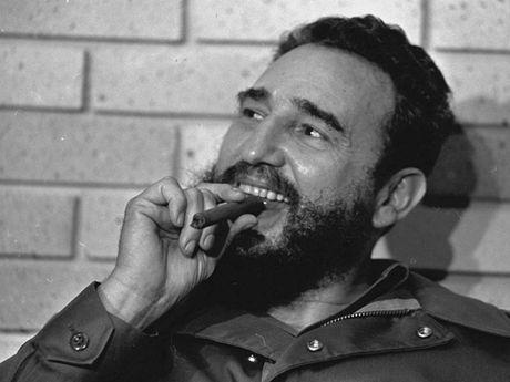 Hinh anh cuoc doi va su nghiep cua lanh tu Cuba Fidel Castro - Anh 11