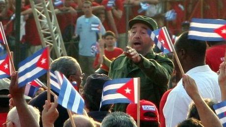 Hinh anh cuoc doi va su nghiep cua lanh tu Cuba Fidel Castro - Anh 13