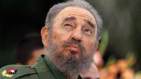Hinh anh cuoc doi va su nghiep cua lanh tu Cuba Fidel Castro - Anh 15