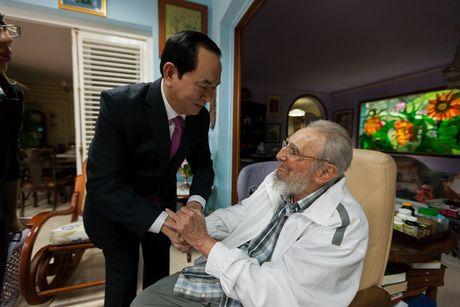 Hinh anh cuoc doi va su nghiep cua lanh tu Cuba Fidel Castro - Anh 16