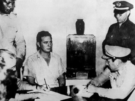 Hinh anh cuoc doi va su nghiep cua lanh tu Cuba Fidel Castro - Anh 3