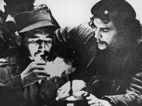 Hinh anh cuoc doi va su nghiep cua lanh tu Cuba Fidel Castro - Anh 4