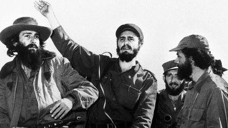 Hinh anh cuoc doi va su nghiep cua lanh tu Cuba Fidel Castro - Anh 6