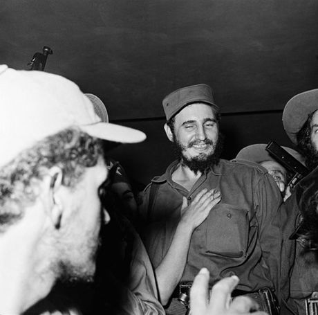 Hinh anh an tuong thoi tre cua Fidel Castro - nha cach mang Cuba - Anh 5