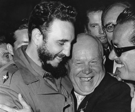 Hinh anh an tuong thoi tre cua Fidel Castro - nha cach mang Cuba - Anh 8