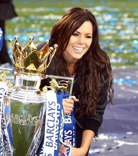 Derby Wags Chelsea - Tottenham: Chu nha that the - Anh 3