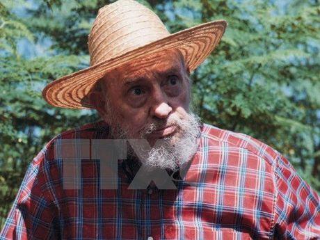 Phan ung cua My va Mexico sau khi lanh tu Fidel Castro tu tran - Anh 1