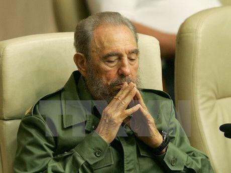 Venezuela de quoc tang 3 ngay tuong nho Lanh tu Cuba Fidel Castro - Anh 1