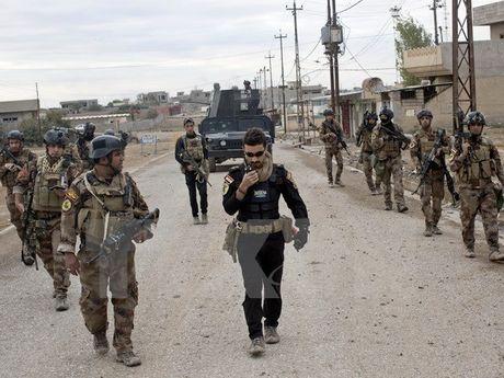 Iraq thong qua du luat hop phap hoa luc luong ban quan su Hashd Shaabi - Anh 1