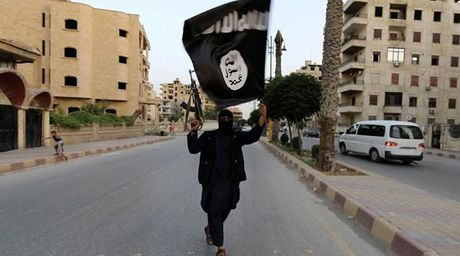Quan doi Tho Nhi Ky to cao IS ban ten lua hoa hoc o mien Bac Syria - Anh 1