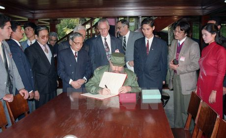 Nhung chuyen tham dang nho cua lanh tu Fidel Castro den Viet Nam - Anh 7