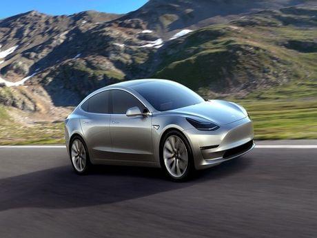Tesla Model 3 giao hang cham hon du kien - Anh 1