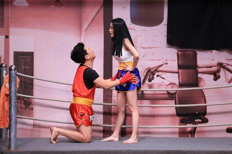 Hoai Linh xot xa vi Mai Ho bi 'ep' qua dang o On gioi, cau day roi - Anh 2