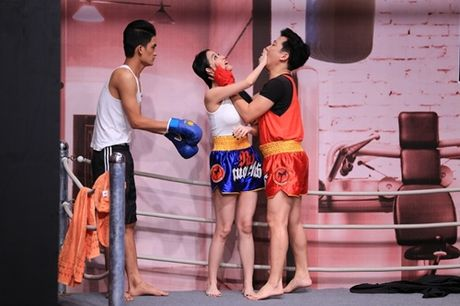 Hoai Linh xot xa vi Mai Ho bi 'ep' qua dang o On gioi, cau day roi - Anh 4