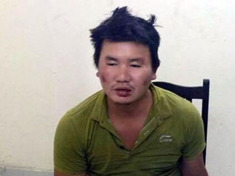 Loi khai nghi pham bat coc nu con tin, dam trong thuong cong an - Anh 1