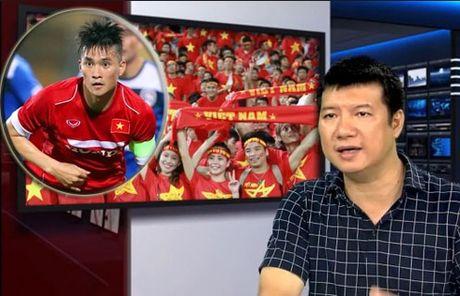 BLV Quang Huy chi ra cai kho cua DT Viet Nam khi gap Indonesia - Anh 1