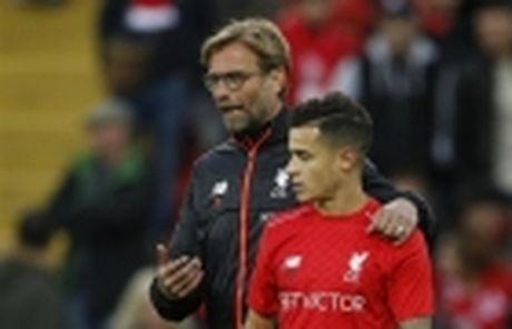 Coutinho len cang, Origi dem ngoi dau ve cho Liverpool - Anh 19